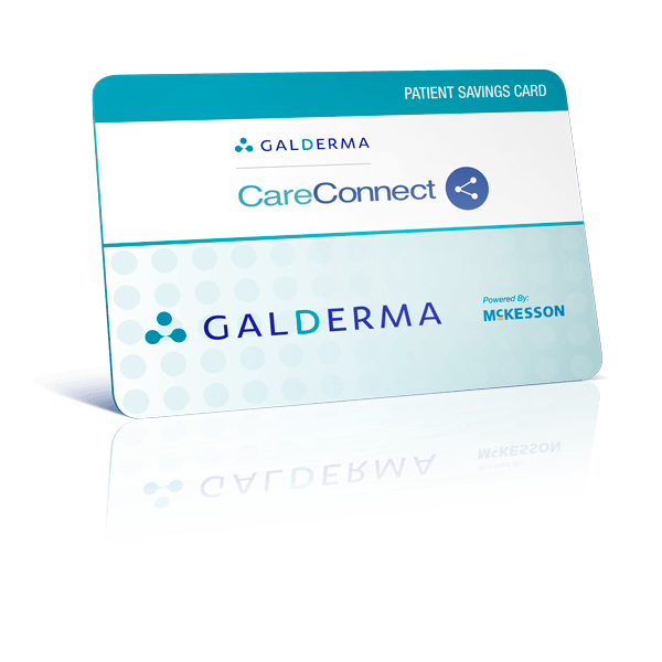 Patient Savings Card Info For Patients Galderma Careconnect